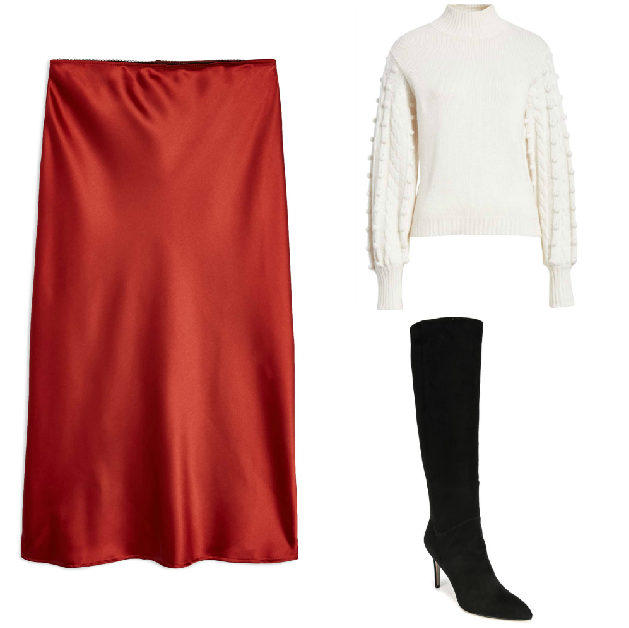 what to wear to christmas dinner