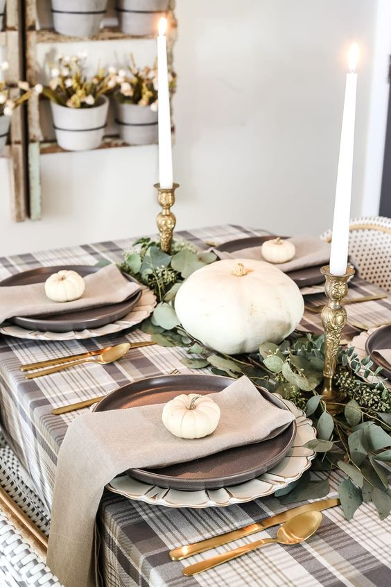 thanksgiving tablescape ideas and inspiration