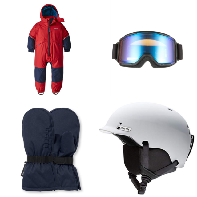 toddler ski gear